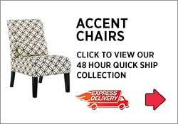Accent Chairs 48 Hour Express Delivery